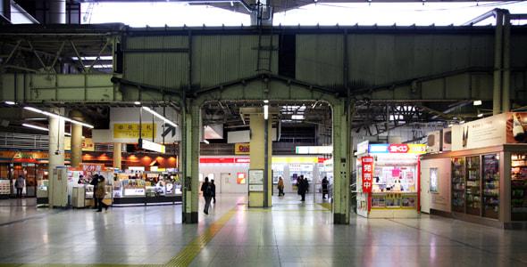 上野駅に想う
